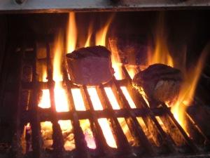 WoodFired Steak
