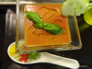 Are You Spanish? Gazpacho GLUTEN FREE